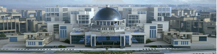 Zewail City cover photo