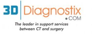 3D|Diagnostix Inc. Logo