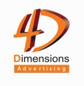 4Dimensions Logo