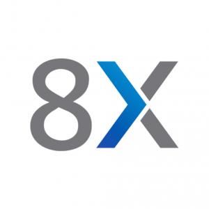 8X Egypt Logo