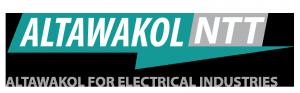 AL-TAWAKOL For Electrical Industries -NTT Logo
