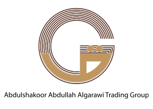 Abdulshakoor Al Garawi trading group Logo