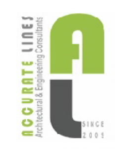 Accurate Lines Logo