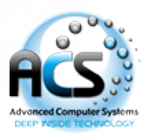 Advanced Computer System ACS Logo