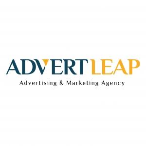 Advert Leap Logo