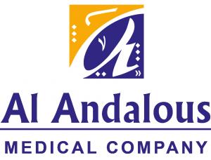 Al Andalous Medical Company Logo