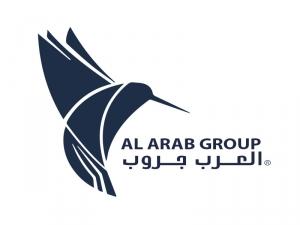 Al Arab Group  Logo