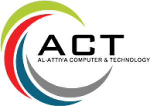 Al Attiya Computer and Technology  Logo