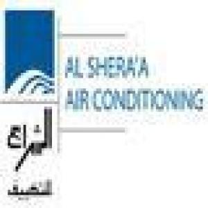 Al-Sheraa Air Conditioning Logo