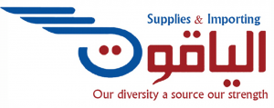 AlYaqout company for export and import  Logo