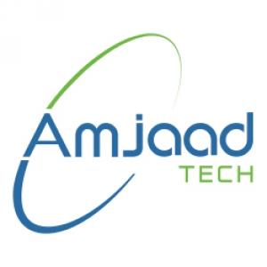 Amjaad Technology Logo