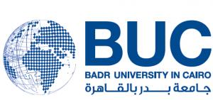 Badr University in Cairo (BUC) Logo