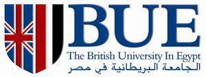 British University in Egypt BUE Logo