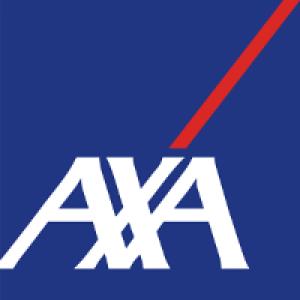 AXA Egypt Logo