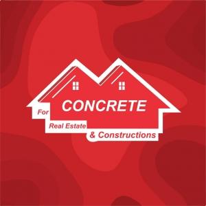 Concrete For Real Estate Logo