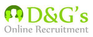 D&G's Online Recruitment Logo