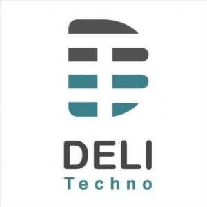 Deli Techno Logo
