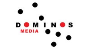 Dominos Media Logo