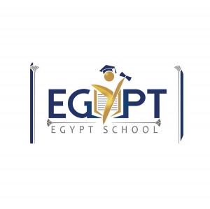 Egypt school Logo