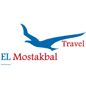 El Mostaqbal Travel Logo