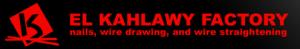 Elkahlawy Factory Logo