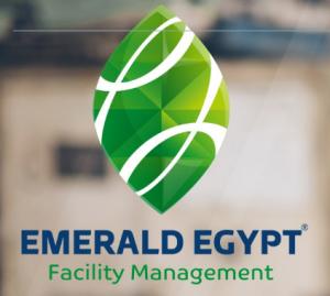 Emerald Egypt Facility Management  Logo