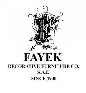 FAYEK Decorative Furniture Co. S.A.E. Logo