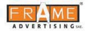 Frame Advertising Logo