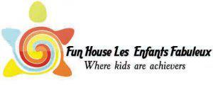 Fun House Les Enfants Fabuleux  Logo