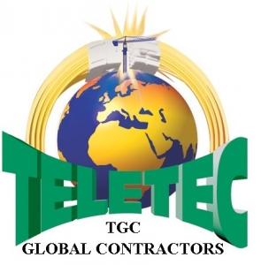 TELETEC GLOBAL CONTRACTORS Logo