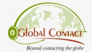 Global contact center Logo