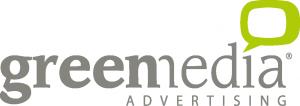 Green Media Advertising  Logo