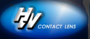 H.W Contact Lens Logo