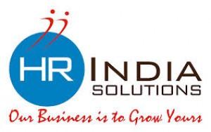 HR India Solutions Logo