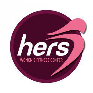 Hers Women's Fitness Center & Balance Men Fitness Center Logo