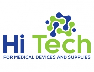 Hi Tech for medical devices and supplies Logo