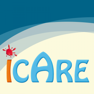 I Care Kids Logo