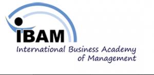 International Business Academy of Management (IBAM) Logo