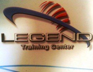 Legend Training Center Logo
