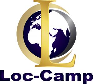 Loc-Camp Logo