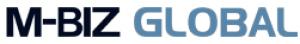 M-BIZ Global Logo