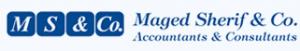 MS & Co. Accountants & Consultants Logo