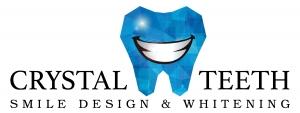 Crystal Teeth Logo