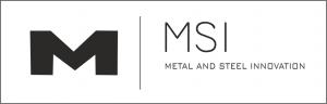 Metal & Steel Innovation Logo