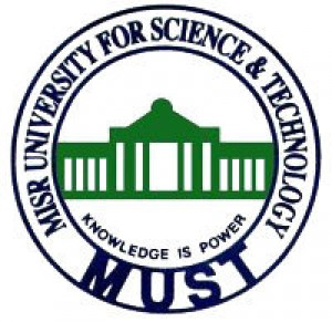 Misr University for Science and Technology Logo