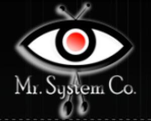 Mr.System co. Logo
