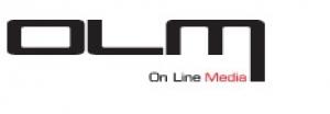 OLM - Online Media Logo