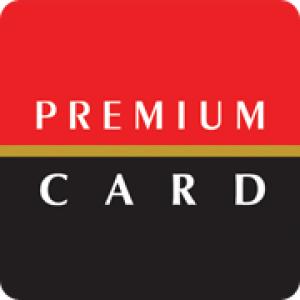 Premium Card Logo