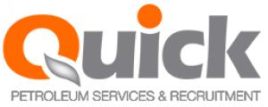 QUICK  Services & Recruitment Logo
