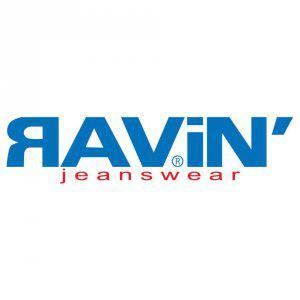 RAVIN jeans wear Logo